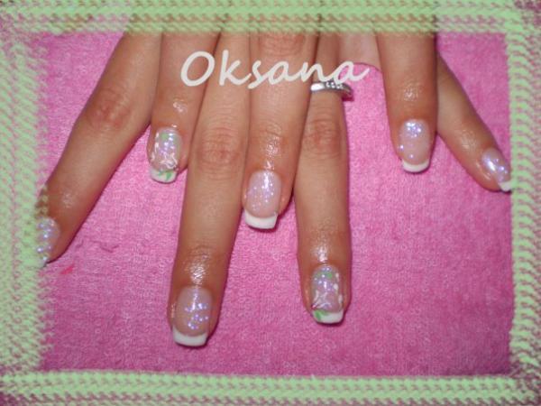 скачать бесплатно курс роспись ногтей