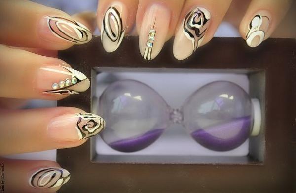 Ногти самые модные и ногти самые