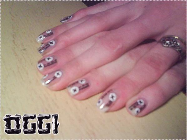 Фото ногтей дизайн с ракушками